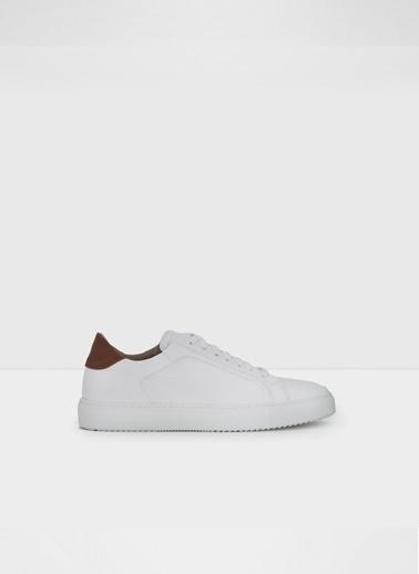 Aldo Tegid-Tr - Beyaz Erkek Sneaker Beyaz